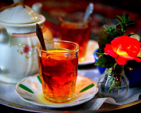 Thé Libanais